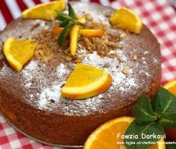 Sinaasappelcake een makkelijke recept